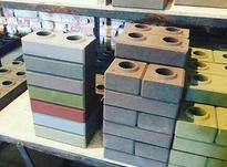 تولید آجر نما ضد زلزله در شهرستان بروجرد بدون نیاز به کوره در شیپور-عکس کوچک