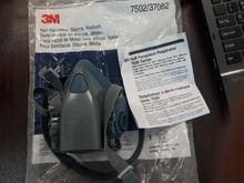 ماسک شیمیایی سیلیکونی 3M در شیپور-عکس کوچک