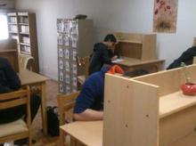 پانسون مطالعاتی و کتابخانه VIP در شیپور-عکس کوچک