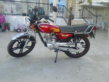موتور سیکلت کویر خشکه خشک در شیپور-عکس کوچک