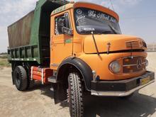 بنز۹۱۱کمپرسی در شیپور-عکس کوچک