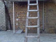 نردبان طول۳/۲۰متر ۷پله_سالم در شیپور-عکس کوچک