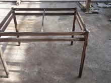 یک عدد میز نهار خوری .بدون شیشه. در شیپور-عکس کوچک