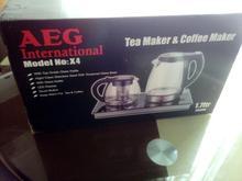 چای ساز برقی AEG المانی صفحه لمسی در شیپور-عکس کوچک