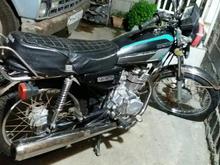 موتورسیکلت 5دنده 125 در شیپور-عکس کوچک