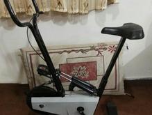دوچرخه ثابت با دسته های گازی در شیپور-عکس کوچک