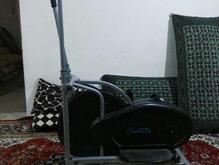 هم دوچرخه ثابت هم اسکی فضایی در شیپور-عکس کوچک