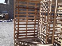 ساخت و تولید صندوق پالت باکس پالت های چوبی در شیپور-عکس کوچک