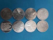 سکه های نقره 10 مارک در شیپور-عکس کوچک