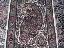 قالی دست بافه زرنیم 160رج در شیپور-عکس کوچک