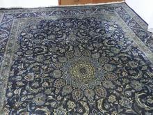 فروش جفت فرش (دو تخته فرش) 9 متری دست بافت  کاشمر در شیپور-عکس کوچک