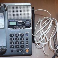 تلفن بی سیم پاناسونیک ژاپنی در شیپور-عکس کوچک