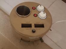 دستگاه 2خشاب وکس +دیگ موم در شیپور-عکس کوچک