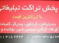 پخش تراکت تبلیغاتی در غرب گلستان در شیپور-عکس کوچک