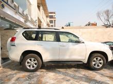 تویوتا پرادو 4 درب مدل 2013 سفید در شیپور-عکس کوچک