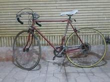 دوچرخه کورسی قدیمی در شیپور-عکس کوچک