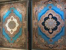 فرش طرح 1000شانه  در شیپور-عکس کوچک
