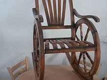 صندلی های راک در شیپور-عکس کوچک