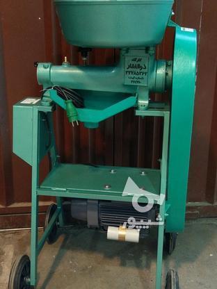 چرخ آبگیری جوانه گندم سمنو برند ذوالفقار شعبه اصلی در گروه خرید و فروش صنعتی، اداری و تجاری در تهران در شیپور-عکس1