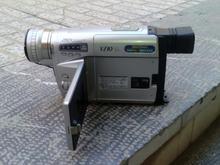 دوربین فیلمبرداری پاناسونیک سالم فیلم کوچک با کیف در شیپور-عکس کوچک