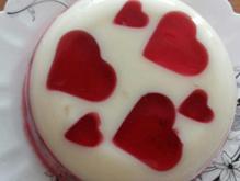 ژله و کیک ویژه ولنتاین در شیپور-عکس کوچک