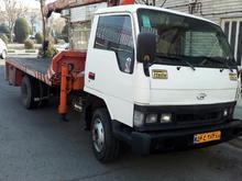 هیوندا جرثقیل کفی دار ماشین و دستگاه بسیار سالم   در شیپور-عکس کوچک