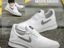 کفش اسپرت نایک سفید در شیپور-عکس کوچک