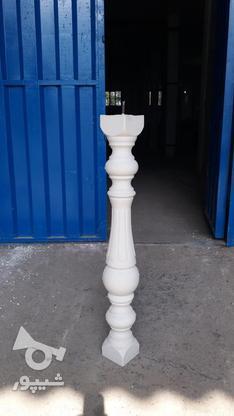فروش نرده سنگی گرد و چهارگوش (صراحی) پله در گروه خرید و فروش خدمات و کسب و کار در مازندران در شیپور-عکس2