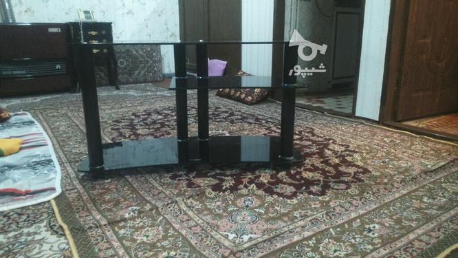 میز تلویزیون سکوریت سالم در حد نو در گروه خرید و فروش لوازم خانگی در اصفهان در شیپور-عکس1