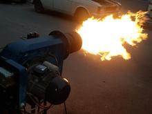 مشعل مازوت سوز نو و کارکرده در شیپور-عکس کوچک