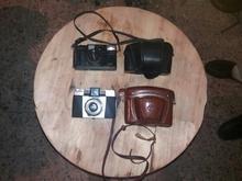 2عدد دوربین عکاسی کلکسیونی  وموزه ای در شیپور-عکس کوچک