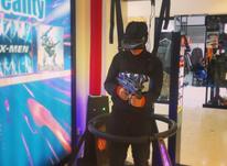 واقعیت مجازی نسل سوم ، vr , دستگاه واقعیت مجازی در شیپور-عکس کوچک