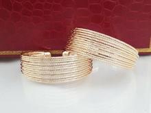 دستبند النگویی سیمی در شیپور-عکس کوچک