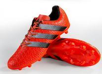 کفش فوتبال استوک سه خط مسی در شیپور-عکس کوچک
