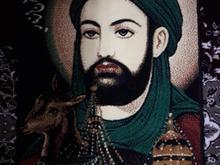 تابلوفرش زیبا امام رضا در شیپور-عکس کوچک