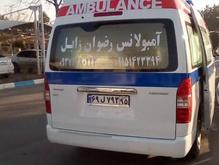 آمبولانس خصوصی رضوان زابل  در شیپور-عکس کوچک
