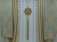 پرده والان کرم روشن((نونو))استفاده نشده در شیپور-عکس کوچک