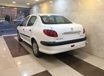 پژو 206 صندوق دار مدل 1397 سفید در شیپور-عکس کوچک