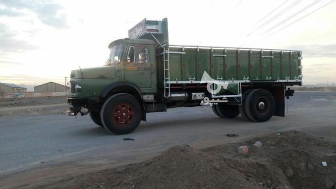 بنز تک باری در گروه خرید و فروش وسایل نقلیه در اصفهان در شیپور-عکس1