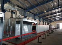 ساخت خط کامل تولیدقابلمه تفلون تمام اتومات درایران در شیپور-عکس کوچک