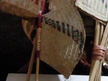 بادبزن چوبی به تعداد در شیپور-عکس کوچک