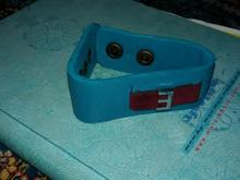 دستبند چرمی حرف  E.دخترانه  در شیپور-عکس کوچک