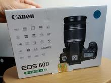 دوربین حرفه ای 60D canon با لنز، پلمپ در شیپور-عکس کوچک