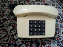 تلفن نوستالوژی قدیمی در شیپور-عکس کوچک
