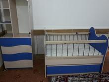 تخت و کمد بچه در شیپور-عکس کوچک