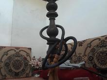 قلیان بزرگ و کوچک در شیپور-عکس کوچک