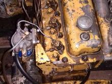 موتور پرکنز شش سیلندر انگلیسی در شیپور-عکس کوچک