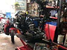 دیاگ موتور سیکلت انژکتوری (عیب یاب) در شیپور-عکس کوچک