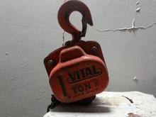 جرثقیل زنجیری ژاپن اصل در شیپور-عکس کوچک
