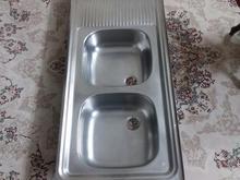 سینک دو قلو ظرفشویی در شیپور-عکس کوچک